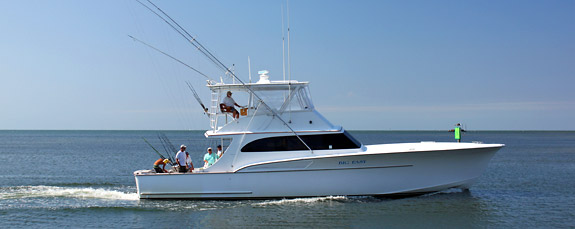 "Fishing Big Easy Hatteras Fishing Charters - this is our ""Big Easy""
