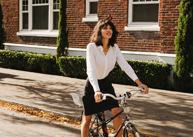 Fitness Gear for Bike Commuters - Five things you need to bike to work. Article by Heather Hansman posted May 17, 2013