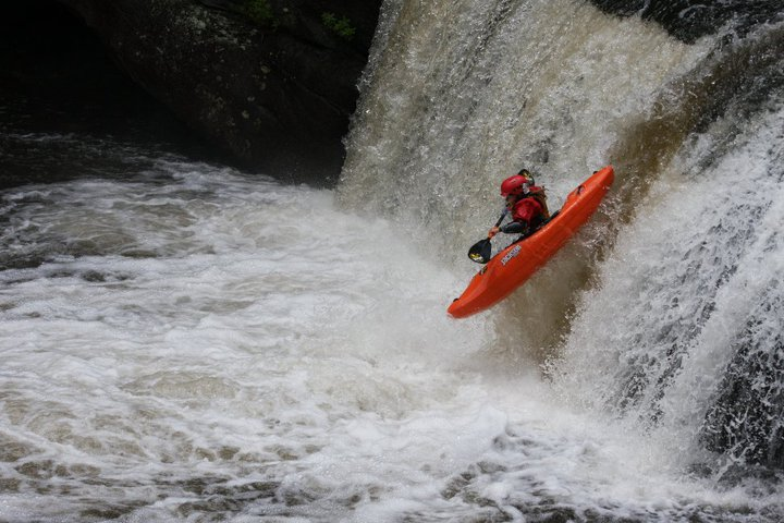 Kayak and Canoe Young kayakers paddle beyond their years