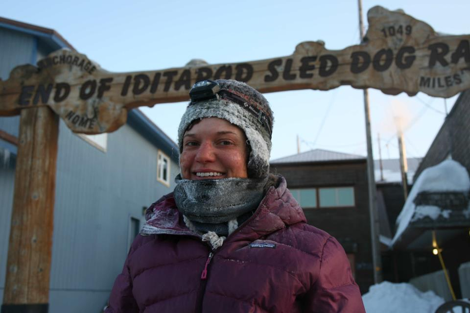 Camp and Hike A first! Woman on foot completes Iditarod trail solo - Shawn McTaggart finishes 1,000-mile race.  Article by David Strege