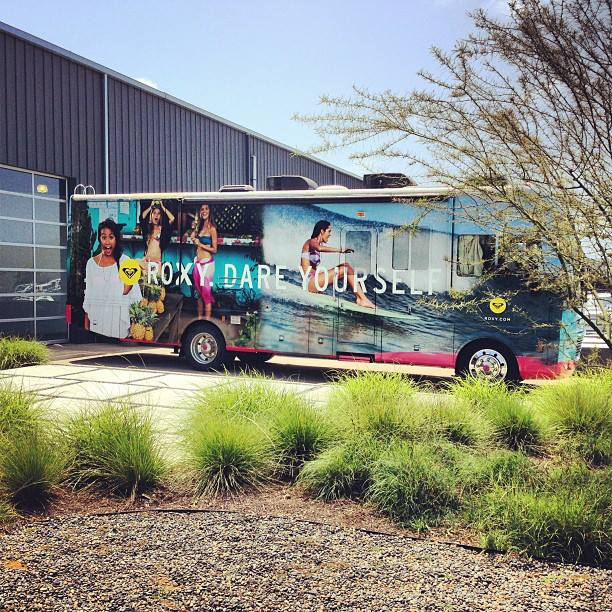 Surf Going somewhere?