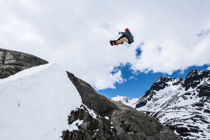Snowboard Filming for the next 12 Months is in full swing. Send it.