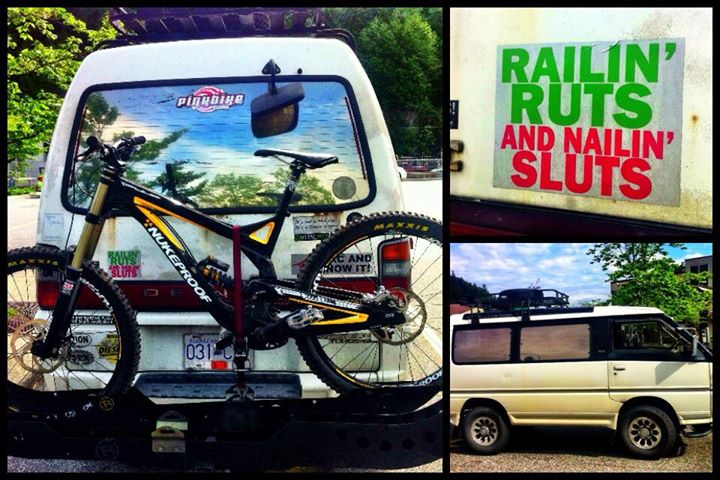 MTB It's opening day at the Whistler Bike Park and we're on our way. Nukeproof's new Pulse is out steed for the day.