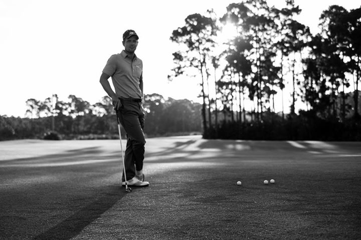 Golf To mark Luke Donald's quest for a 3rd consecutive BMW Championship - we're releasing a short film next week.