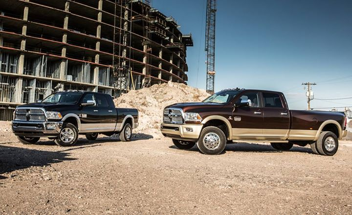 Auto and Cycle Ram posts a 30,000-pound pull rating with its 2013 Tradesman 3500; the rest of the HD lineup means business, too. http://cardrive.co/6034XL80