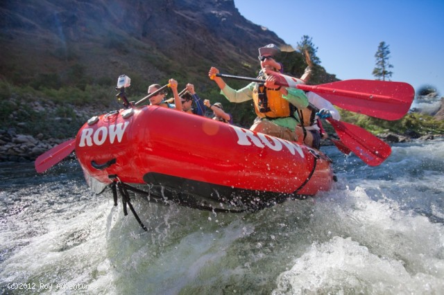 Wake Hells Canyon Rafting - Snake River Whitewater Check out this trip plus many other options at: rowadventures.com