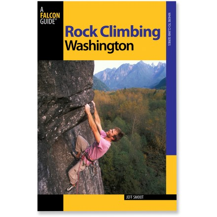 Climbing Rock Climbing Washington is one of the the most comprehensive guides available for climbing in the state of Washington. - $30.00