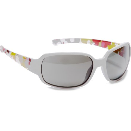 Camp and Hike The wrap-around SunCloud Picnic polarized sunglasses protect your girl's eyes on those perfect, sunny days at the park. - $29.95