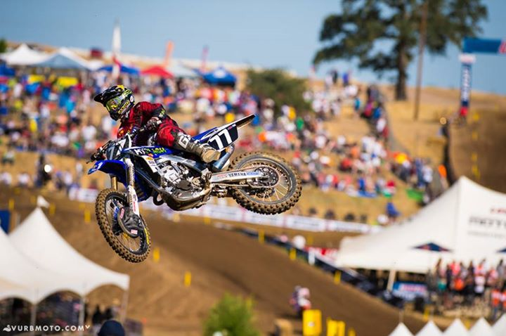 Motorsports See how Moto 1 & Moto 2 went down for Jeremy Martin, Cooper webb, and Kyle Cunningham.  http://goo.gl/ZY3GU  photo: Vurb Moto
