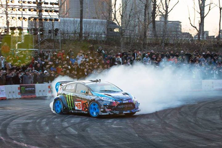 Motorsports Ken Block is ready to rock Europe all over again with his epic Gymkhana Grid series – check out the details here: http://monsterne.ws/14bQRpD