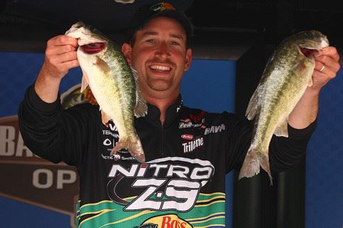 Fishing Congratulations to Rapala/VMC/Terminator pro Ott DeFoe for his 5th place finish in Bassmaster Southern Open on Logan Martin, way to go Ott!! Check out this link to see what Ott did to catch his fish on day 2, very cool tactic! http://www.bassmaster.com/ne