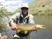 Flyfishing Fish the Ruby, Madison, Big Hole, Beaverhead and Lower Ruby from the Broken Arrow Lodge in Alder, MT.  See more pics @ brokenarrowlodge.com