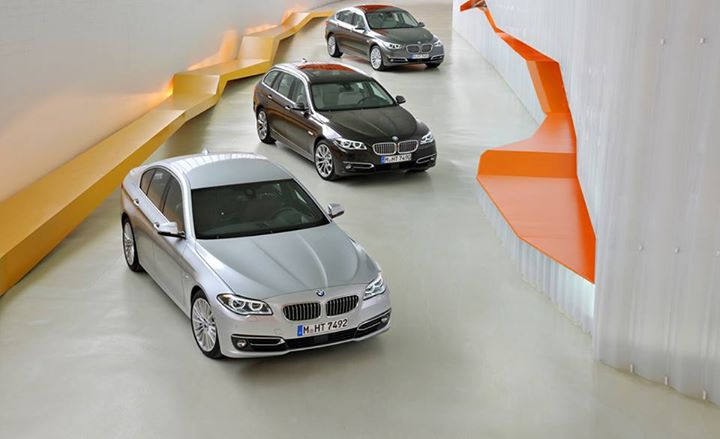 "Auto and Cycle BMW's updated-for-2014 5-series redefines ""a nip here and a tuck there."" http://cardrive.co/6031kBpP"