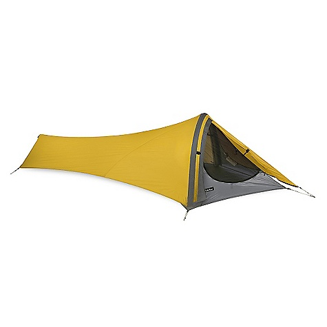 Camp and Hike On Sale. Free Shipping. Nemo GoGo Elite 1 Person Tent DECENT FEATURES of the Nemo GoGo Elite 1 Person Tent The advantages of AST include faster setup, greater strength and wind resistance, easy field repair, and small pack size Inflates in seconds from outside or inside so you can stay dry when the weather turns foul Gogo LE's side door combines with the front door for maximum accessibility and ventilation Swallowtail patterning at the foot end allows you to tension the bivy over your sleeping bag with no extra guy lines or stakes The SPECS Capacity: 1 person Frame: 2in. / 5 cm diameter Airbeam Minimum Weight: 1 lb 7 oz / 652 g Packed Weight: 1 lb 13 oz / 800 g Floor Dimension: 108 x 41in. / 274 x 104 cm Interior Height: 27in. / 69 cm Floor Area: 19 square feet / 1.8 square meter Vestibule Area: 5 square feet / 0.4 square meter Packed Size: 4 x 6 Diameter: 10 x 15 cm Shell: OSMO Elite W/B Vestibule: 10D PU Nylon Floor: 20D PU Nylon (1500 mm) Stuff Sack Style: Ultralight Included Accessories: Ultralight dry bag style stuff sack, Ultralight Integrated Pump, stakes, guy-out cord, repair kit Optional Accessories: Spare bladder, Integrated Pump, Nemoid Foot Pump OVERSIZE ITEM: We cannot ship this product by any expedited shipping method (3-Day, 2-Day or Next Day). Even if you pick that option, it will still go Ground Shipping. Sorry for being so mean. This product can only be shipped within the United States. Please don't hate us. Nemo products cannot be shipped to Japan. Please don't hate us. - $343.96