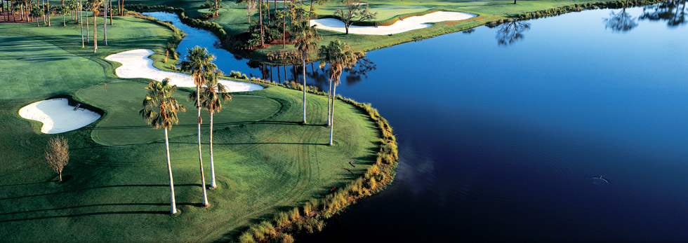 Golf PGA National in Palm Beach Gardens has courses designed by Jack Nicklaus, Arnold Palmer, Tom Fazio and George Fazio, and Karl Litten.  Book your tee times@ pgaresort.com