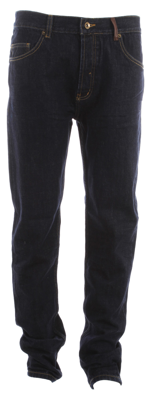 Entertainment The Holden Denim Skinny Fit is cut slim through hip and thigh tapering from the knee to ankle. WATERPROOF RATING DWR - $97.95