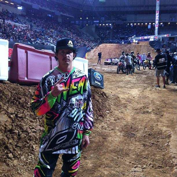 Motorsports Matt Buyten is ready to take on X Games Barcelona Step Up! Watch ESPN right now to see all the action!