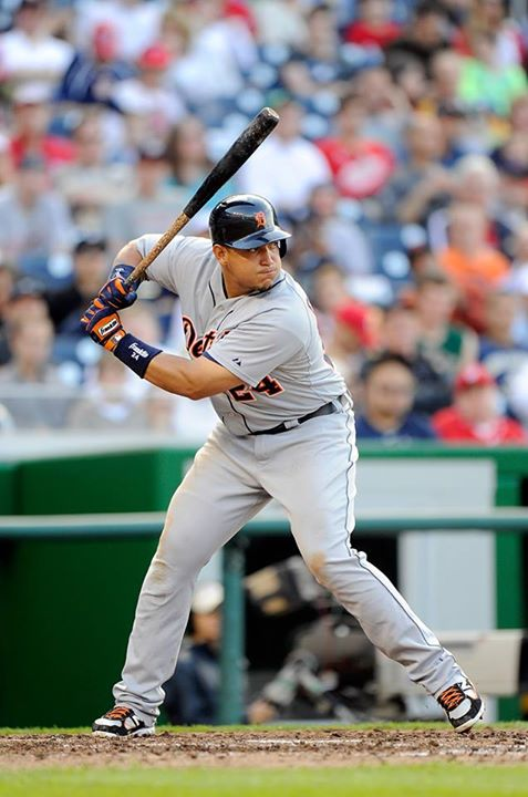 Sports Miguel Cabrera steals the show Sunday Night, crushing 3 home runs.  LIKE if Miggy can repeat the Triple Crown, COMMENT with your opinion.