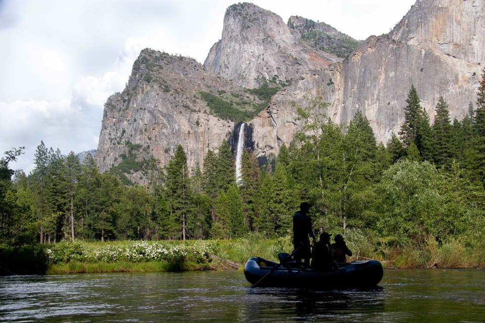 Kayak and Canoe Yosemite asks if park should be opened to paddling.  Popular national park seeking public input on future use of rivers.  Article by David Strege