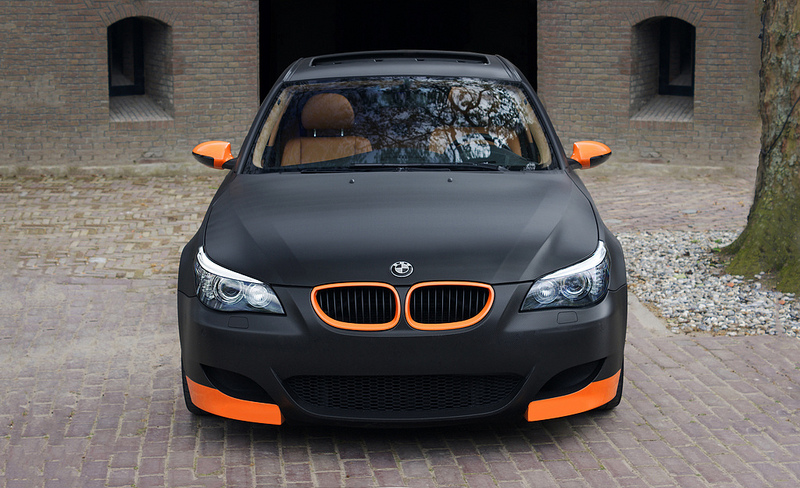 Auto and Cycle BMW M5