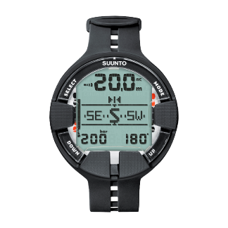 Scuba Suunto Vyper Air Black....get free transmitter with it starting tomorrow!!!!