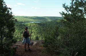 Camp and Hike Superior Hiking Trail on Minnesota's North Shore