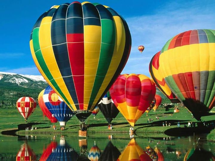 Entertainment Did you know that first hot air balloon passengers were animals?! Who were these lucky creatures? A sheep, a duck, and a hen! They traveled just over 2 miles and landed completely unharmed. This flight was taken in 1783 in France. Have you ever been on a