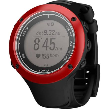 Fitness [Gear of the Week] Suunto – Est. 1936 Ambit2 S Watch.  A wealth of real-time information for serious endurance athletes. Learn more about the Ambit2 here: http://bit.ly/14JwSya