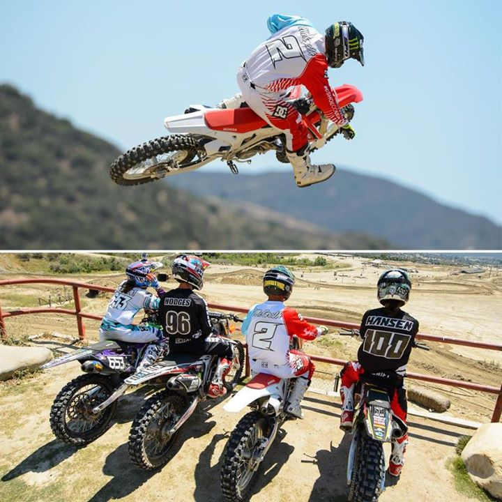 Motorsports DIRT SHARK rounded up the #TeamDS for some track time at Pala Raceway. Watch as Jeremy McGrath, Josh Hansen, Axell Hodges, & Tyler Bereman get together for one hell of a ride!