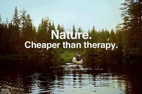 Kayak and Canoe Is nature your therapy?