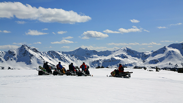 Snowmobile For a minute, Nightmare Camp was exactly what its name implied.   http://bit.ly/13FQt3a