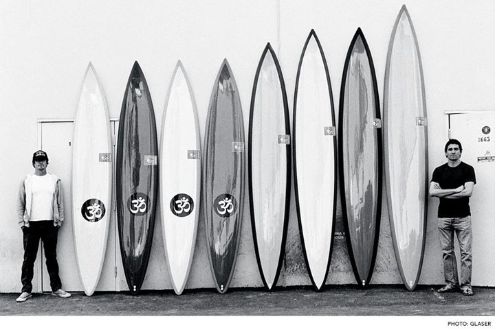 Surf The consequences of riding the wrong equipment in big waves can be deadly. Here is an in-depth look at Greg Long's quiver.  VIEW HERE: http://bit.ly/16K2c42