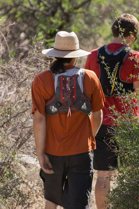 Camp and Hike Ultimate Direction SJ Vest - http://www.summithut.com/products/signature-series-scott-jurek-ultra-vest/