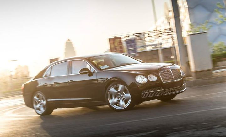 Auto and Cycle Quieter and softer riding, the freshly creased 2014 Flying Spur recalculates luxury on the way to 200 mph: http://cardrive.co/6038kEcK