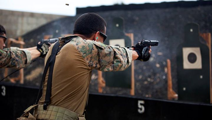 "Guns and Military ""Our training is for missions capability. Accurate shooting needs to be maintained for whatever mission arises.""