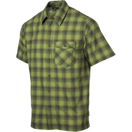 Entertainment Royal Robbins Slickrock Plaid Shirt - Short-Sleeve - Men's - $49.56