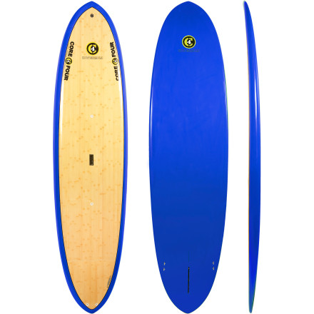 Surf Whether you're a longboard surfer or paddling novice, the C4 Waterman Ten Thirty 10' Stand-Up Paddleboard features a unique design that adapts to nearly every type of surf and paddling condition for stellar rides on any given day. - $1,032.71