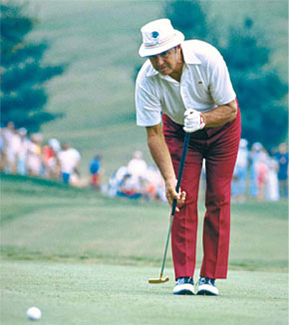 Golf The 9 Most Notable Rule Changes - some of the other noteworthy rule changes in golf history.  Article by Alex Myers on May 21, 2013