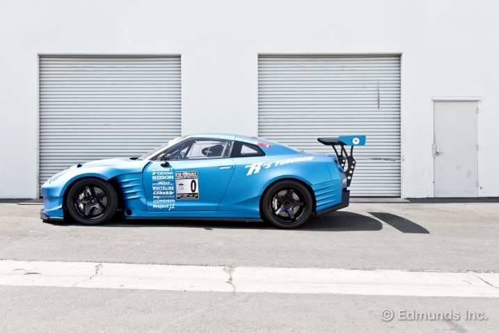 Auto and Cycle Fast and Furious 6 Cars: 2012 Nissan GT-R