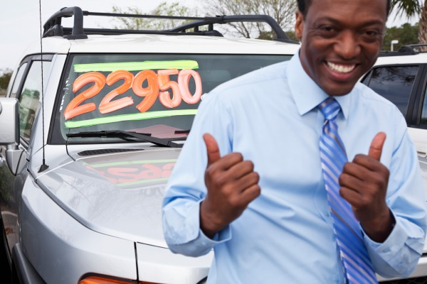 Auto and Cycle 10 Steps to Buying a Used Car.  Article by Philip Reed