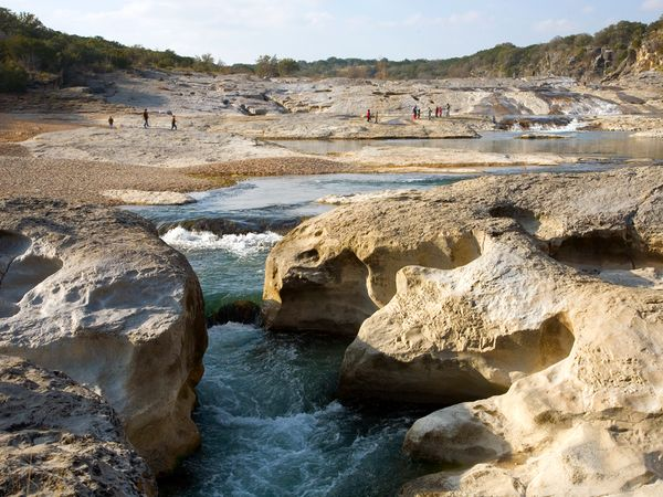 Camp and Hike Pedernales Falls State Park in Austin, Texas