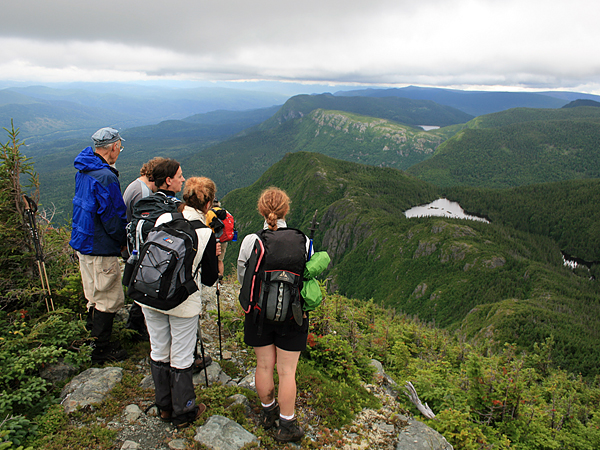 Camp and Hike International Appalachian Trail, U.S., Canada, Greenland, Scotland, Spain, Morocco