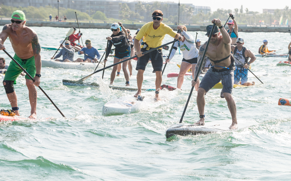 Wake KEY WEST PADDLEBOARD CLASSIC 2013.  Article by SUP Magazine posted May 14, 2013