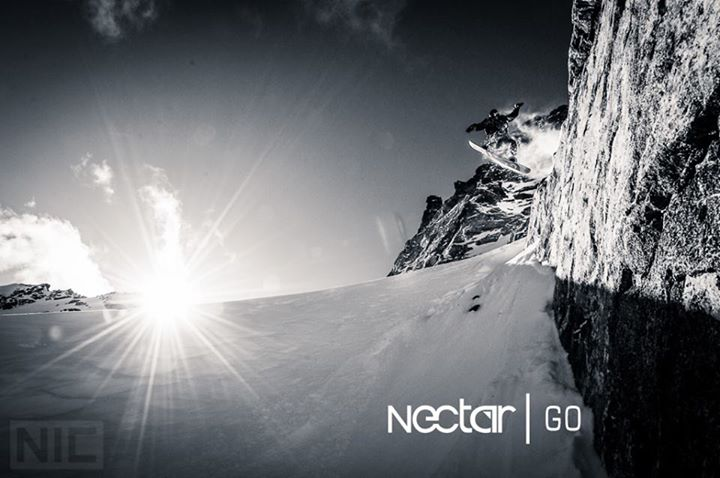 Snowboard We make the best days better.  Nic Alegre | Photographer