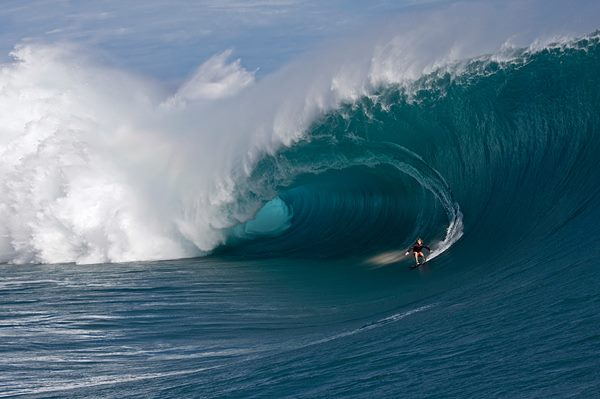 Surf Last week Teahupoo went mental and  National Geographic has the story behind this shot of Mark Healey. For photographer, Fred Pompermayer, and Healey's thoughts on how it all came together visit http://on.natgeo.com/119mv2l