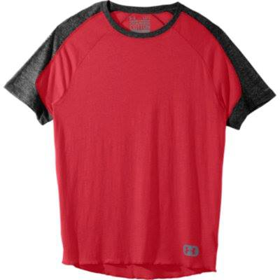 Fitness Get the Men's Charged Cotton® Contender T-Shirt here: http://bit.ly/12o2lmu