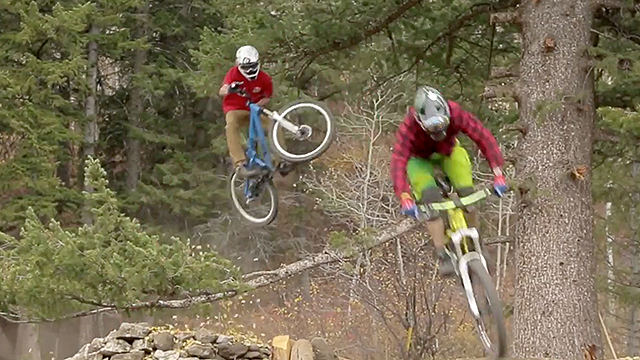 MTB Who has a better backyard than this?    VIDEO:  http://bit.ly/10NbHLy