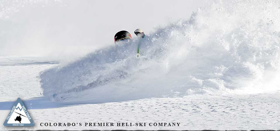 Ski Untracked is unforgetable.  Try heliskiing in Telluride, CO at:  helitrax.com