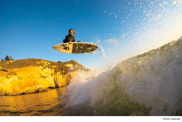 Surf From Russia to Japan to the Caribbean and beyond, SURFER photographer Chris Burkard captures breathtaking images, but sometimes the best ones are right in his backyard.  WATCH HERE: http://bit.ly/165SZ6K