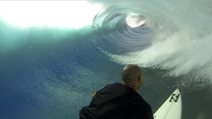 Surf Shane Dorian at Teahupoo last week. Have you seen the footage?